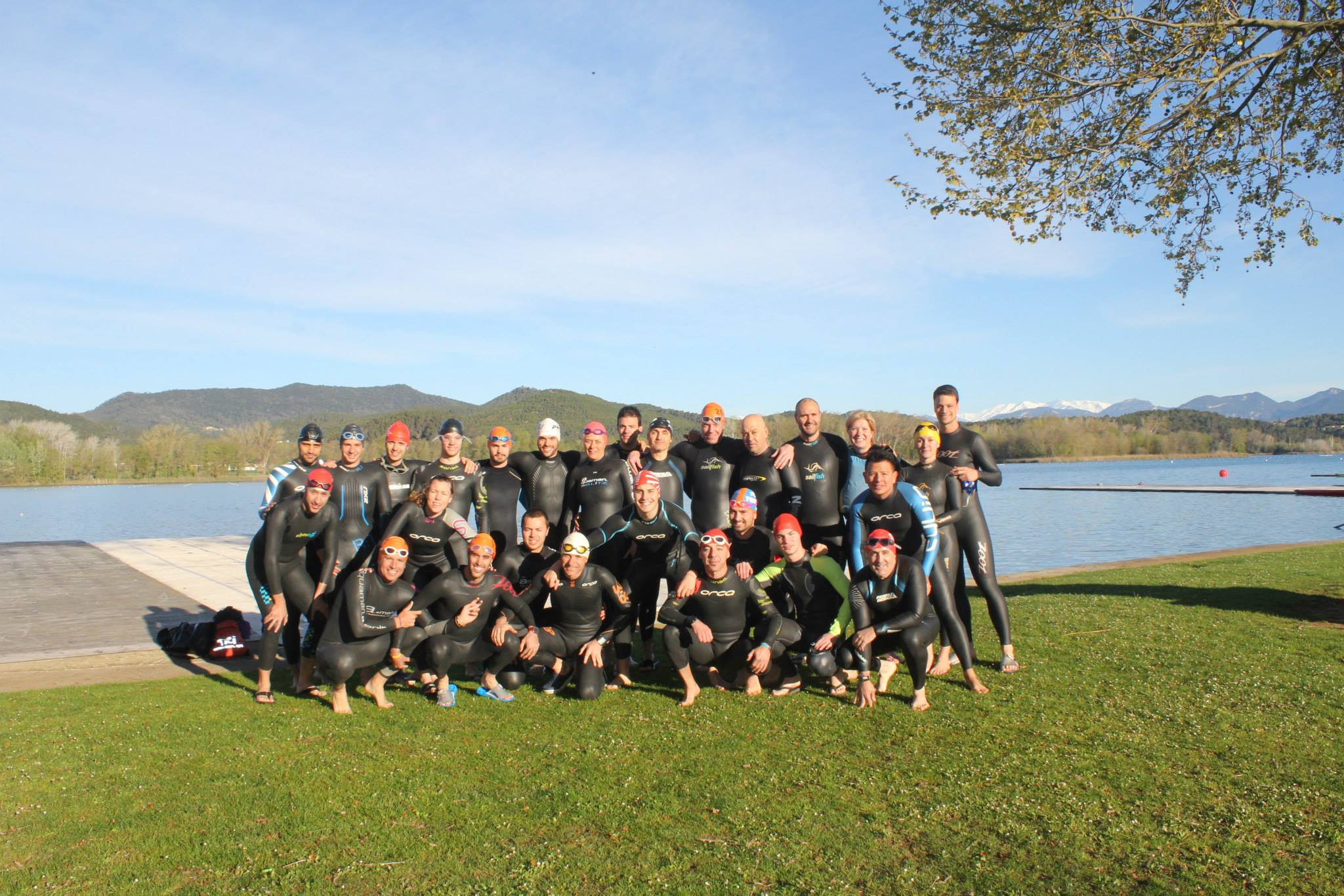 Triathlon-Training-camps